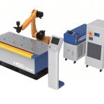 ROBOTI 3D SUDURA LASER YAG – HS-YW600 SI HS-YW600R