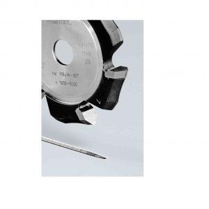 Freze pentru masina de frezat materiale compozite din aluminiu